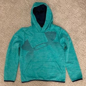 """Boys Under Armour """"Cold Gear"""" Hoodie"""